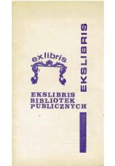 Ekslibris bibliotek publicznych