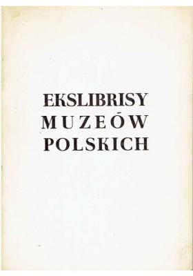Ekslibrisy muzeów polskich