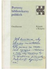 Portrety bibliotekarzy polskich
