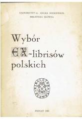 Wybór ex-librisów polskich