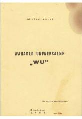 """Wahadło uniwersalne """"WU"""""""