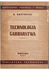 Technologia garbarstwa
