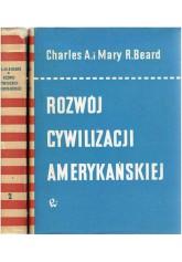 Rozwój cywilizacji amerykańskiej. T. 1-2