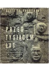 Przed tysiącem lat: ziemie województwa bydgoskiego