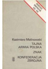 Tajna Armia Polska. Znak. Konfederacja Zbrojna