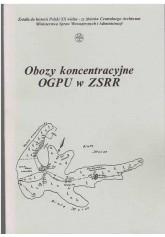 Obozy koncentracyjne OGPU w ZSRR