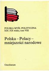 Polska - Polacy - mniejszości narodowe
