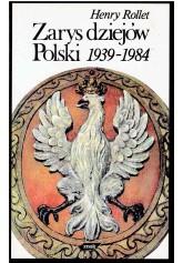 Zarys dziejów Polski 1939 - 1984