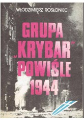 "Grupa ""Krybar"" Powiśle 1944"
