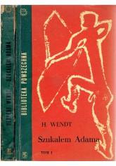 Szukałem Adama. T. 1-2