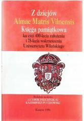 Zarys dziejów Almae Matris Vilnensis