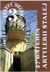 Zeszyt Helski 3. 27 Bateria Artylerii Stałej w Helu