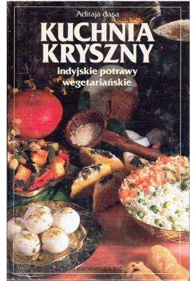 Kuchnia Kryszny. Indyjskie potrawy wegetariańskie