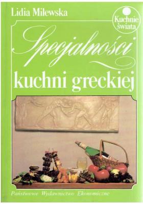 Specjalność kuchni greckiej