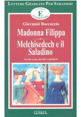 Madonna Filippa. Melchisedech e il Saladino.