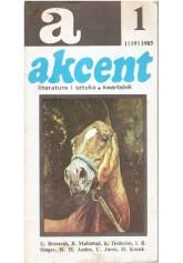 AKCENT 1 (19) 1985