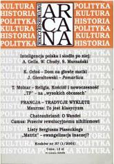 ARCANA NR 37 (1/2001)