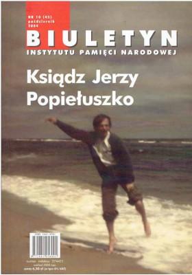 Biuletyn IPN nr 10 2004 rok