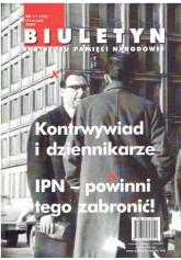 Biuletyn IPN nr 11 2004 rok