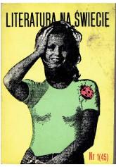 Literatura na Świecie nr 1 (45) 1975