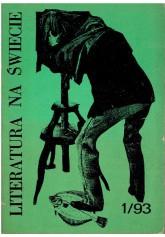 Literatura na Świecie nr 1 (93) 1979