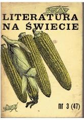 Literatura na Świecie nr 3 (47) 1975