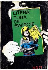 Literatura na Świecie nr 3 (71) 1977