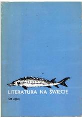 Literatura na Świecie nr 4 (84) 1978