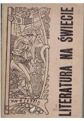 Literatura na Świecie nr 4 (177) 1986