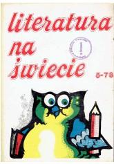 Literatura na Świecie nr 5 (73) 1977