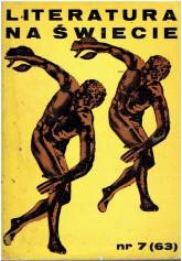Literatura na Świecie nr 7 (63) 1976