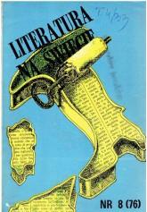 Literatura na Świecie nr 8 (76) 1977