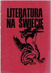 Literatura na Świecie nr 8 (133) 1982
