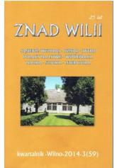 Znad Wilii 2014 - 3 (59) Kwartalnik