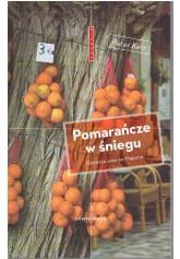 Pomarańcze w śniegu