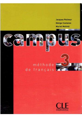 CAMPUS 3 Methode de francais