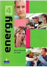ENERGY 4 Student's Book + Workbook