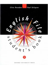 English File 1 Student's book + Workbook