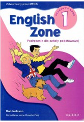 English Zone 1 Students Book