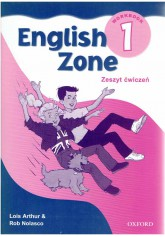 English Zone 1 Workbook