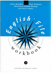 English File 2 Workbook