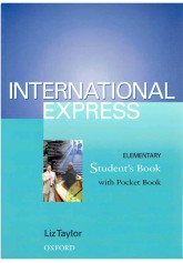 INTERNATIONAL EXPRESS elementary Student's Book with Pocket Book + ćwiczenia