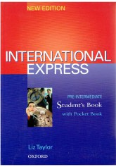 INTERNATIONAL EXPRESS pre-intermediate Student's Book with Pocket Book