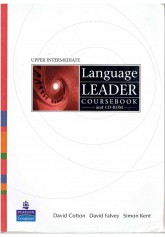 Language LEADER Coursebook + CD (upper-intermediate)