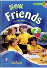 FRIENDS NEW 2 + CD
