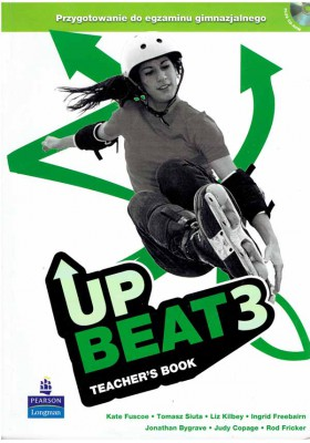 UP BEAT 3 Teacher's Book + CD