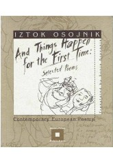 And Things Happen for the First Time. Selected Poems