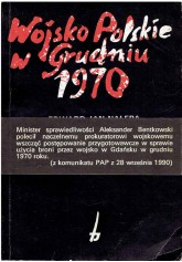 Wojsko Polskie w Grudniu 1970