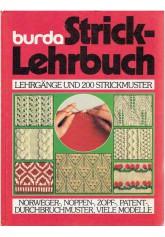 Podręcznik dzianiny. Strick-Lehrbuch.