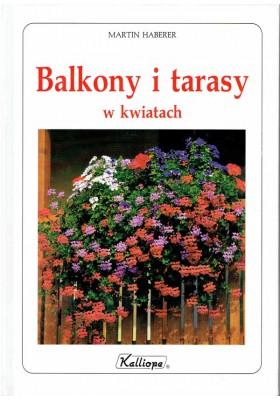 Balkony i tarasy w kwiatach